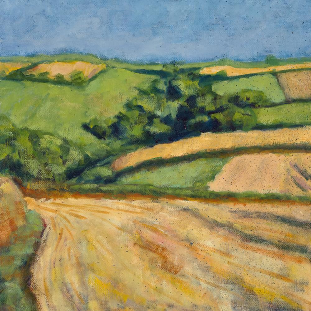 Blue Devon Valley