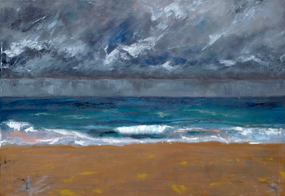 Manly Beach horizon, NSW